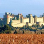Carcassonne-vignes