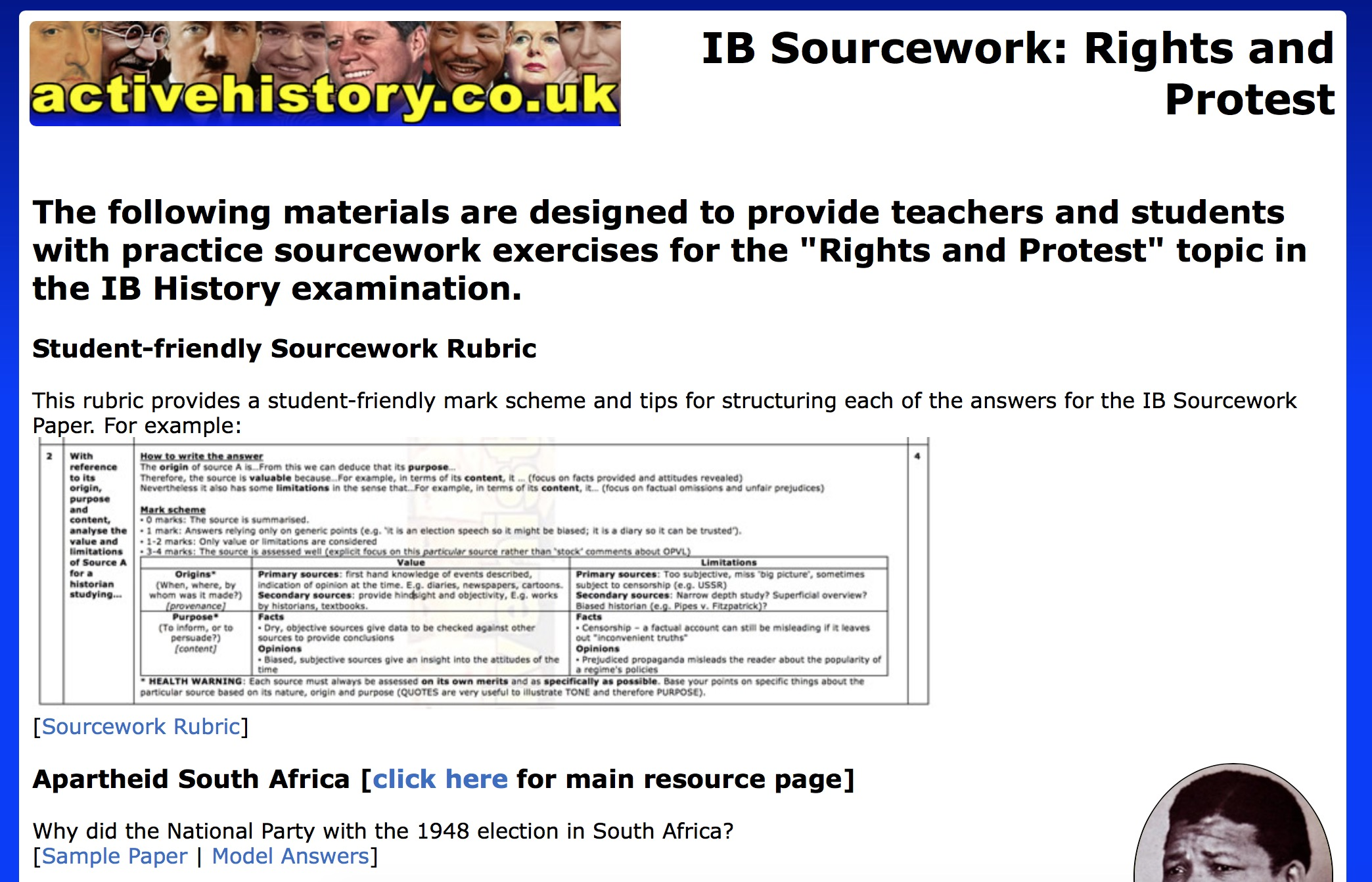 history sourcework Scott allsop 's podcast on sourcework: some good advice this is a question  which many students have written to ask about what follows are suggestions  only,.